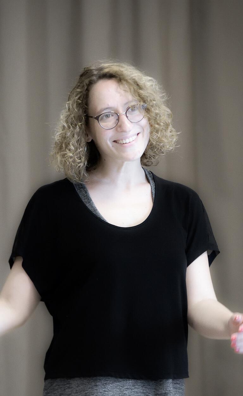 Cécile Achille - Soprano, France