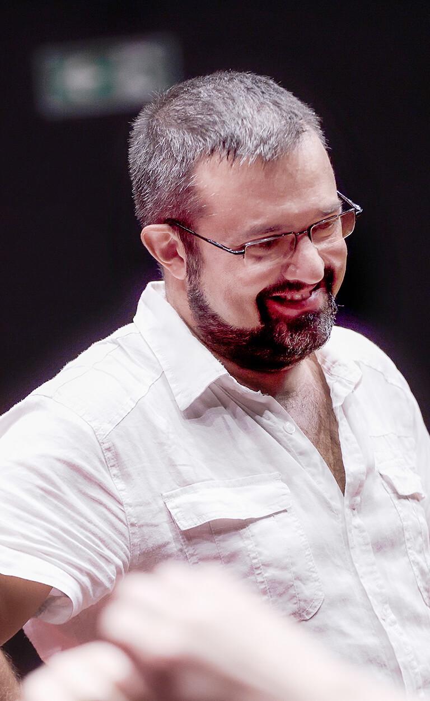 Diego Mingolla - Chef de chant