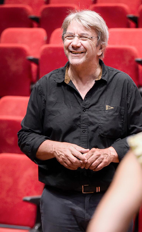 Pierre-André Gamba - Directeur / Metteur en scène